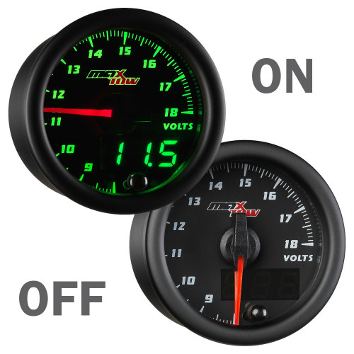 MaxTow Voltmeter On/Off