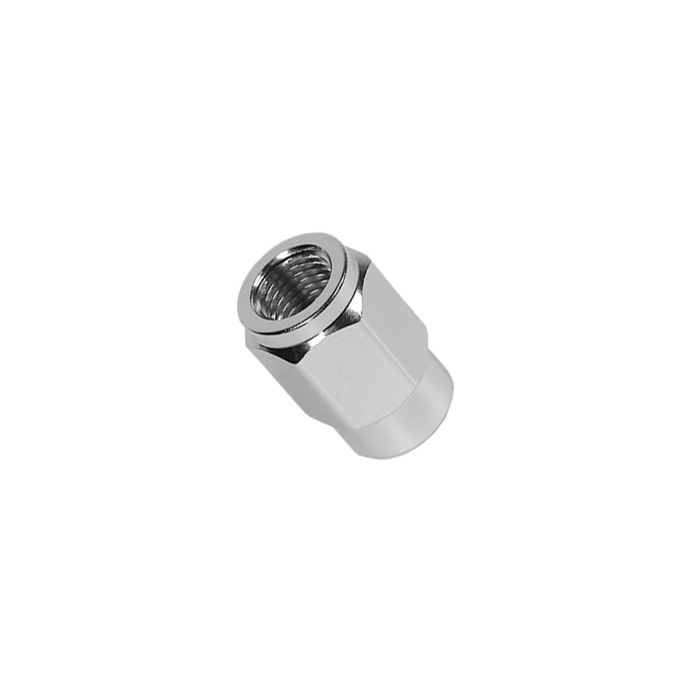 GM Fuel Rail Adapter -4 AN Thread