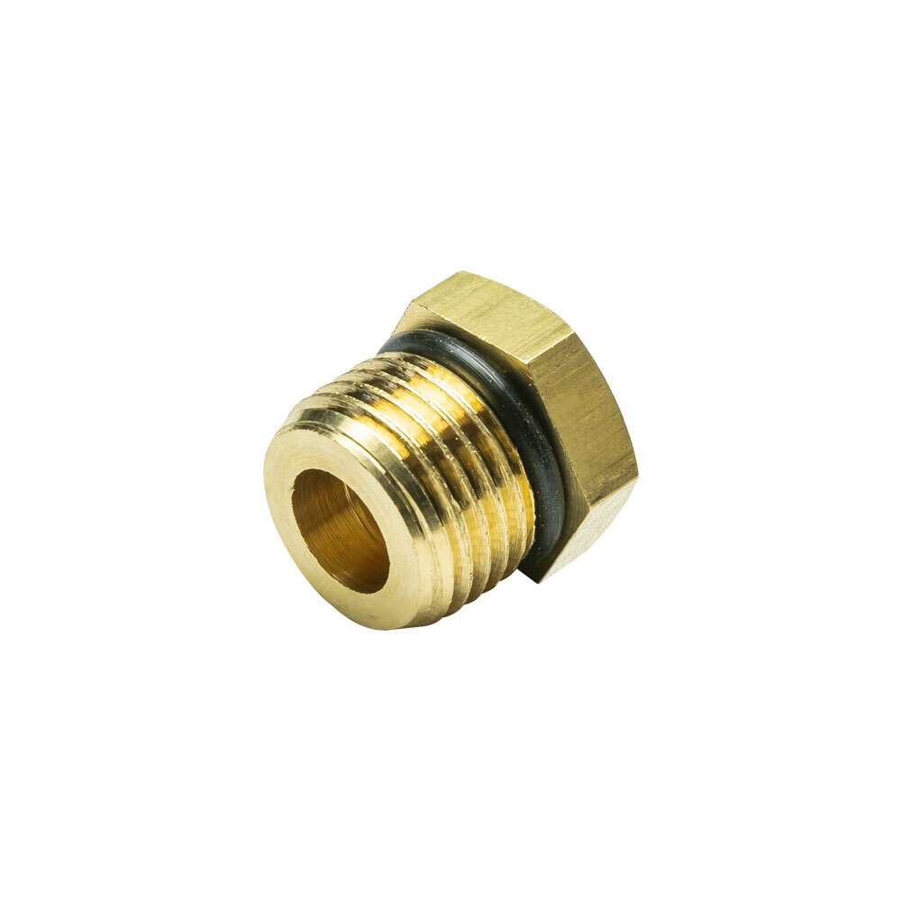 5/8-18 NPS Male to 1/8-27 NPT Female Thread Adapter
