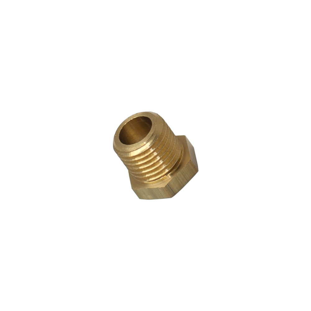 1/8 NPT Female to M14 P-1.5 Male Thread Adapter