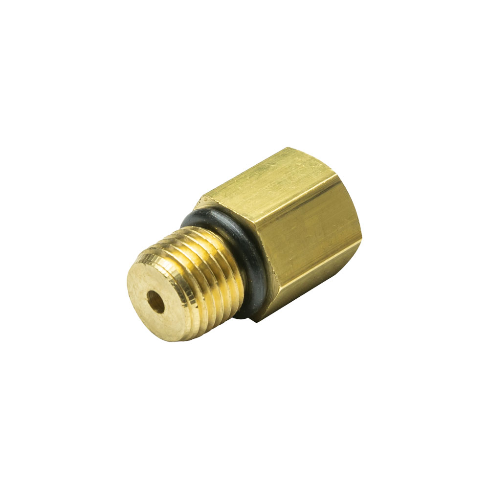 M10 x 1.5 Male to 1/8-27 NPT Female Thread Adapter