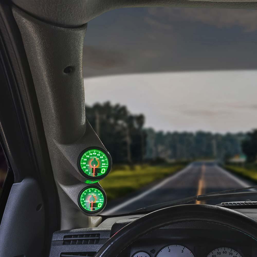 Green MaxTow Dual Gauge Package for 2003-2009 Dodge Ram Cummins