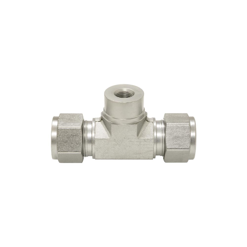 """GM Duramax Allision 1000 5/8"""" Transmission Line T-Fitting Adapter"""
