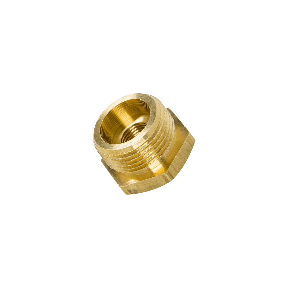 1/8-27 NPT Female to M22 P-1.5 Male Thread Adapter