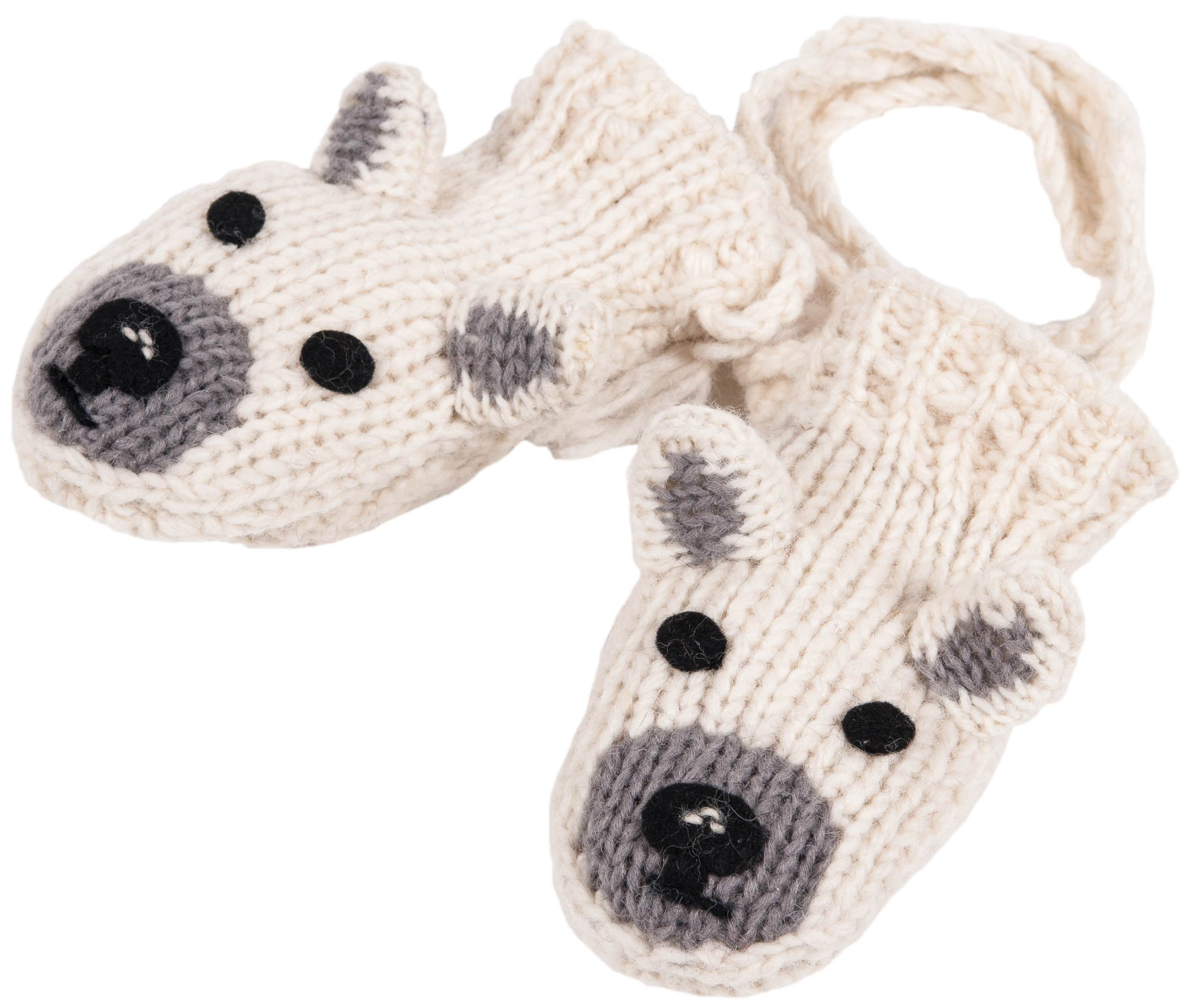 Animal Puppet Mittens