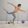 Custom Barres Floor Mounted Fitness Barre - Maxim Beloserkovsky - Former ABT Pricipal Dancer