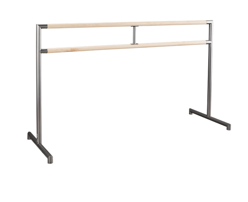 PRIMA - 8' Length Professional Portable Ballet Barre by Custom Barres