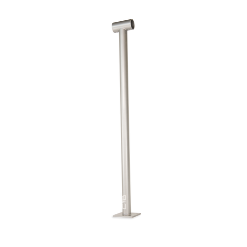 CLASSIX Floor Mounted Ballet Barre Bracket  - Does not come with the barre - Barre  is sold seperately