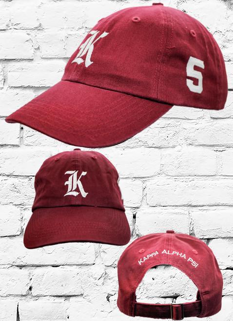 KAPPA #5 VINTAGE CAP