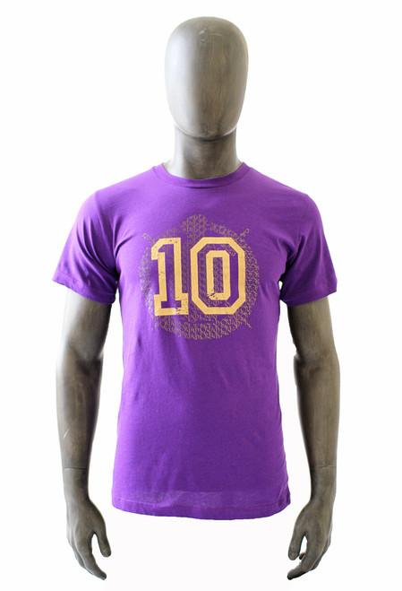 OMEGA PSI PHI #10 T SHIRT