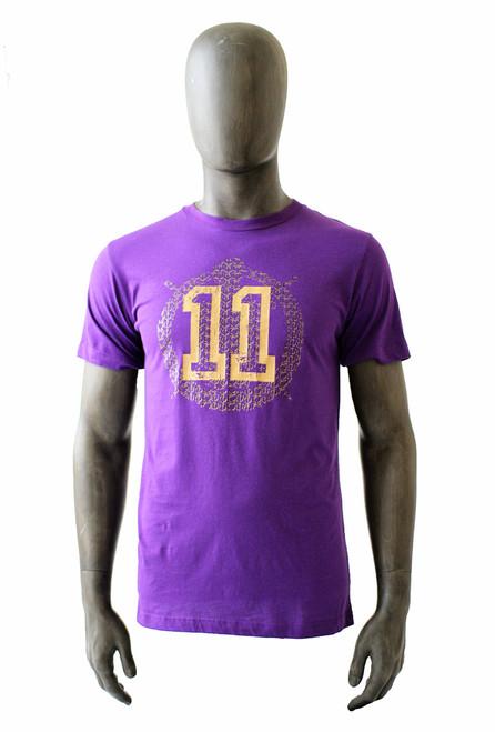 OMEGA PSI PHI #11 T SHIRT