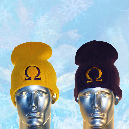 OMEGA  WINTER HAT