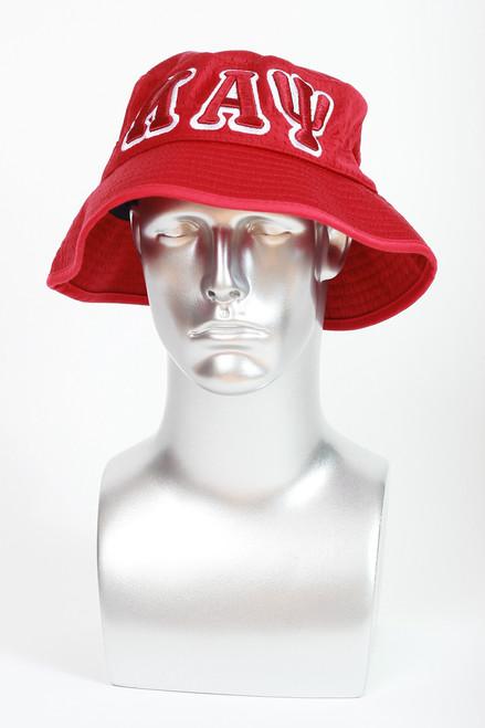 KAPPA ALPHA PSI JERSEY BUCKET HAT