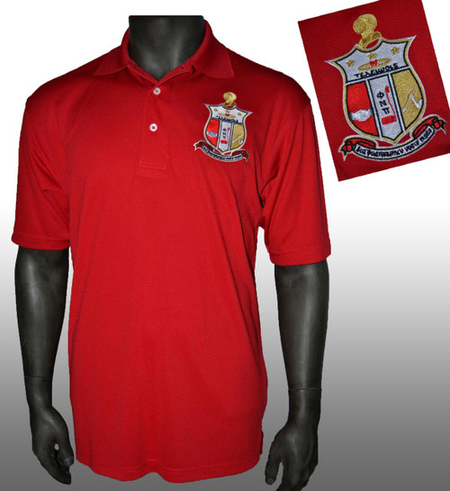 KAPPA ALPHA PSI PERFORMANCE POLO