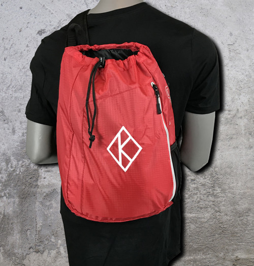 Organize your gear in the Kappa Alpha Psi Sling Pack. Perfect for school, the gym or your daily commute. Storm technology keeps your gear dry by repelling water. Adjustable, padded, crossbody strap for total comfort.