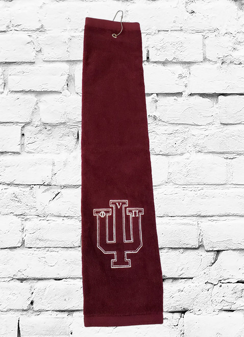 Show your Fraternity  spirit with this Phi Nu Pi Embroidered Towel. Enjoy the functionality while you show off your ΚΑΨ pride with embroidered fraternity shield. Let everyone know you're a Nupe when you carry Kappa Alpha Psi® Embroidered Towel.