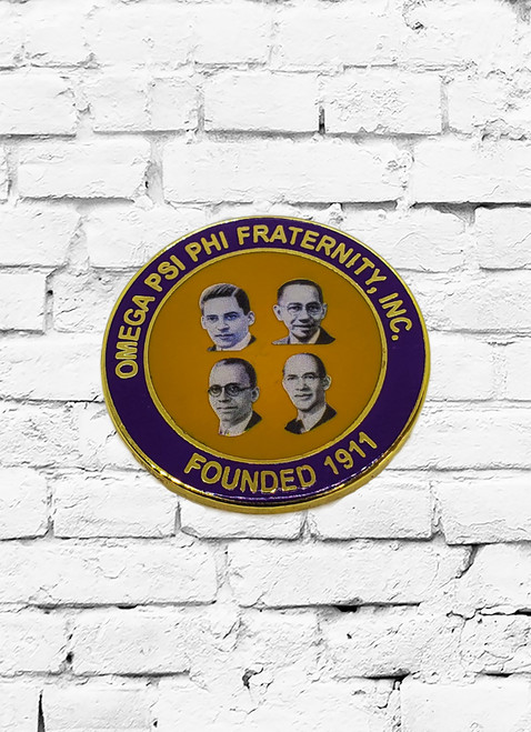 OPPF FOUNDERS LAPEL PIN