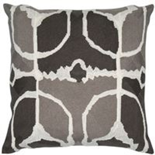 Rumple Grey Cushion