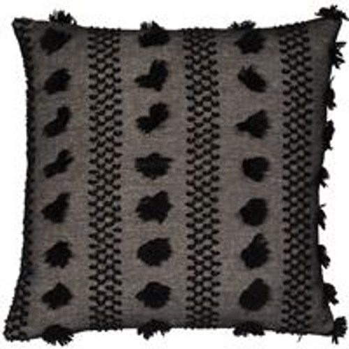 Black Tazanna Cushion