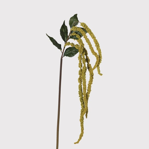 Green Amaranthus Spray, perfect foliage for draping across shelves/mantelpieces etc