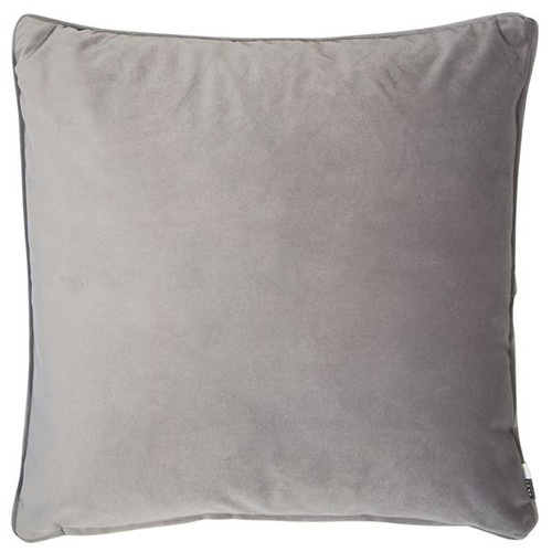 Large Luxe Grey Cushion