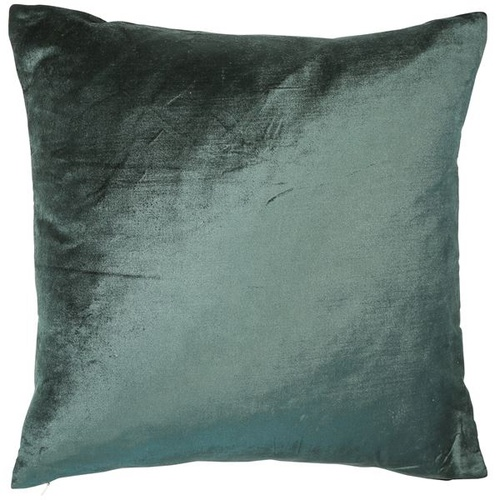 Velveteen Pinegreen Cushion