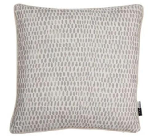 Printed Cotton Feel Cushion, 2 colours
