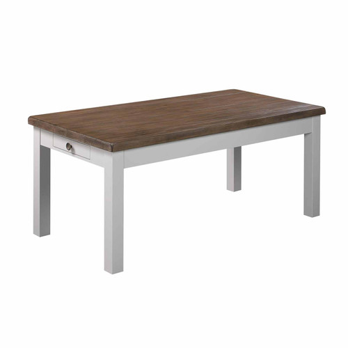 The Henley Two Drawer Dining Table