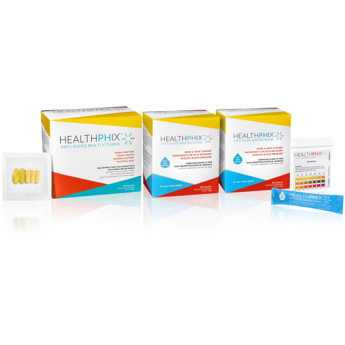 HEATHPHIX Performance Pack