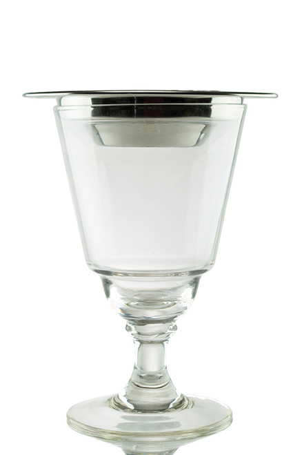 Brouilleur Coupe with Text - Single Server Dripper