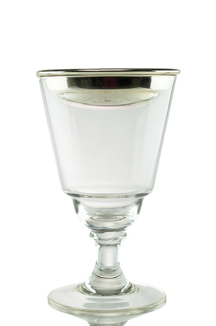 Brouilleur Coupe, Small (Silver-Plate) - Single Server Dripper