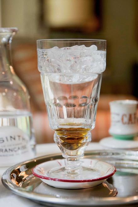 Glass Absinthe Verse-Eau (Water Pourer)