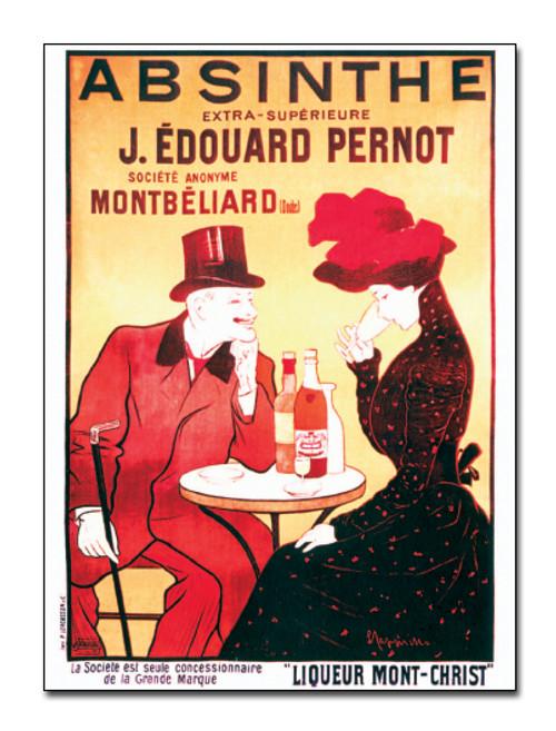 Absinthe Edouard Pernot Postcard