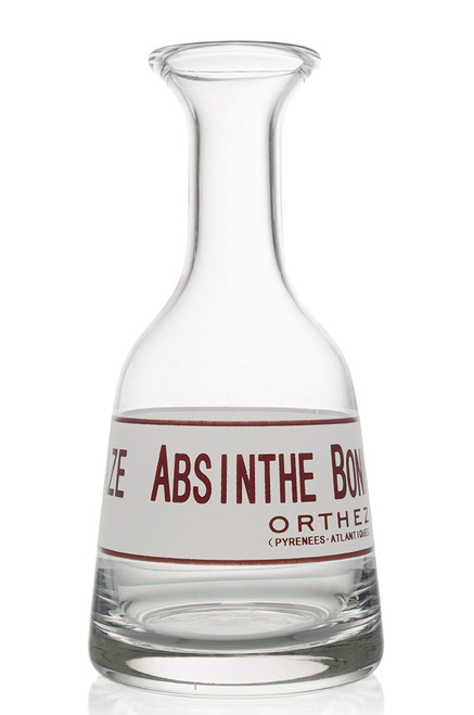 """Absinthe Bonnecaze"" French Bistro Carafe B-Stock"