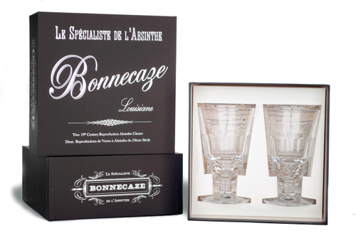 Pontarlier Traditionnel Gift Box, Set 2 Glasses