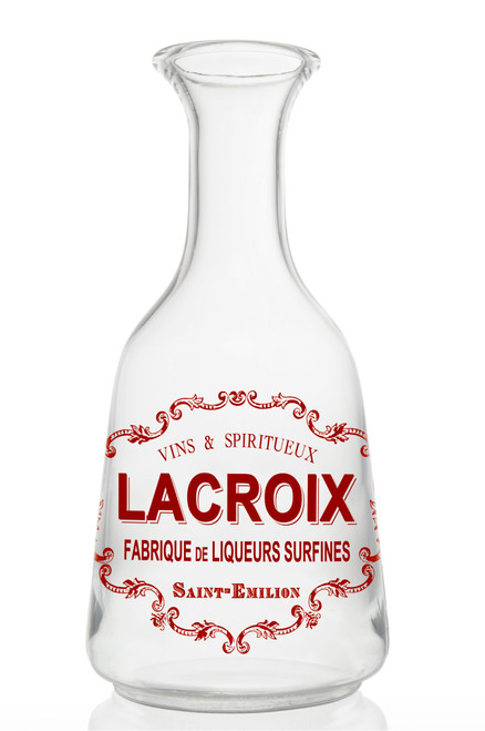 Lacroix Water Carafe