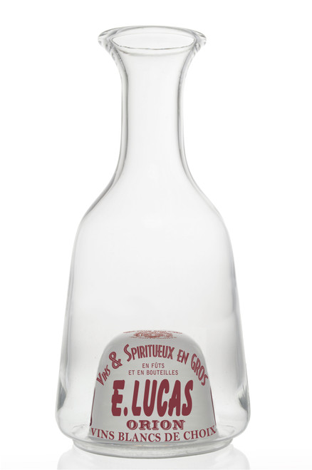 E. Lucas Loop Water Carafe