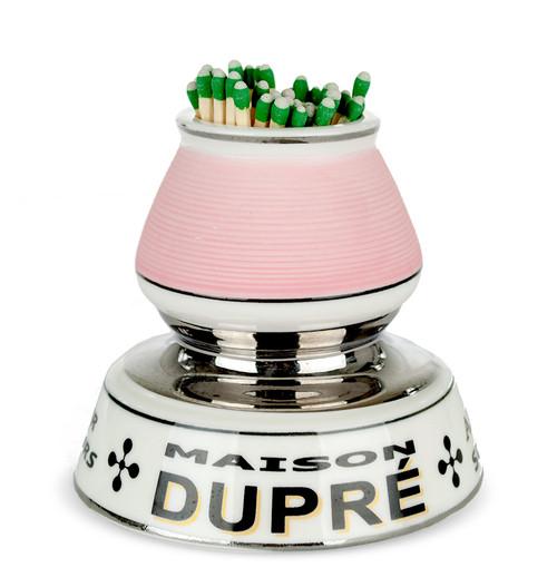 B-Stock -  Maison DuPré Porcelain Match Strike