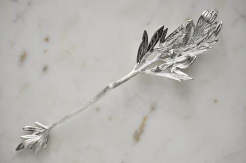 Grande Wormwood Leaf Absinthe Spoon by Kirk Burkett