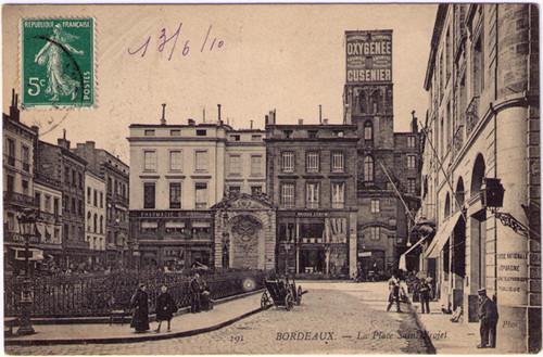 Bordeaux - Oxygenee Cusiner Postcard