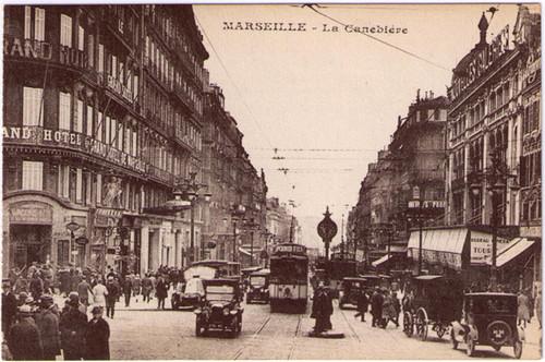 Marseille - Absinthe Pernod Fils Postcard