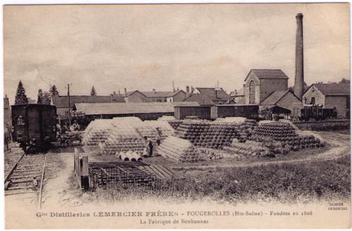 Fougerolles - Lemercier Freres Postcard