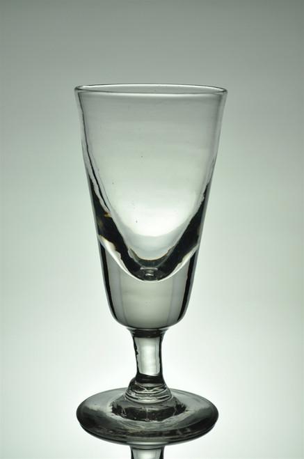 Antique Bistro Absinthe Glass
