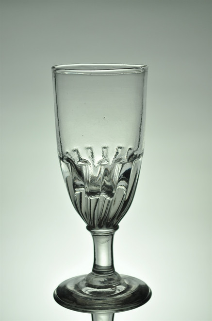 Antique Torsade Absinthe Glass 44421
