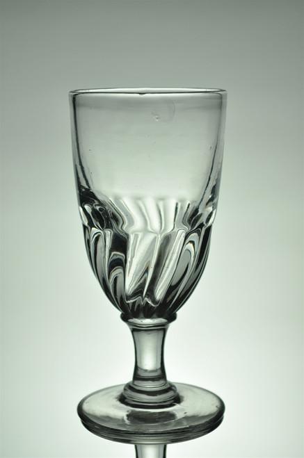 Antique Torsade Absinthe Glass 44419