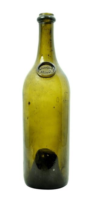 Antique J. Francois Pernot Absinthe Bottle #5