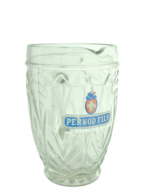 Pernod Fils Water Pitcher