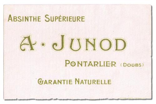 A. Junod Buvard (ink blotter)