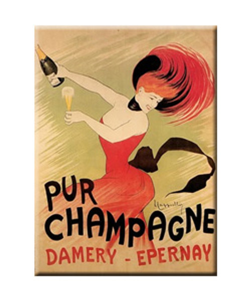 Pur Champagne Magnet