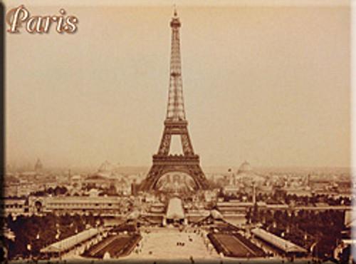Paris B&W Magnet